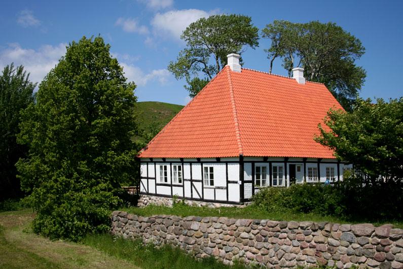 Bindingsværk Søbygård